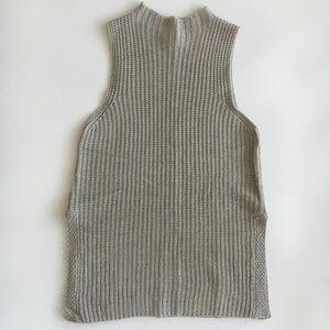 Forever21 grey sweater vest
